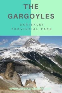 The Gargoyles - Garibaldi Provincial Park - Atwell Peak