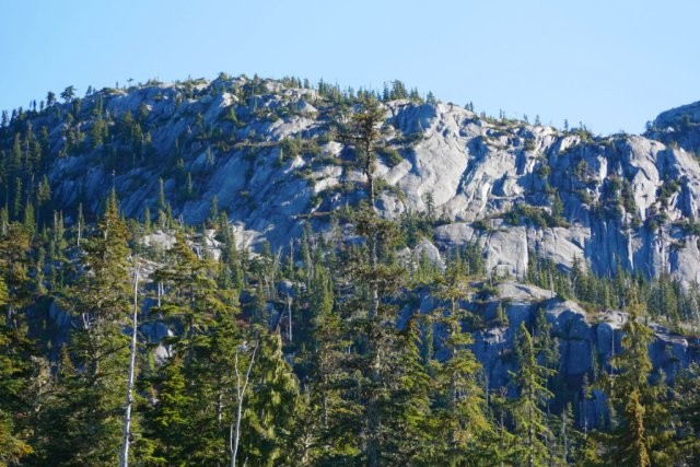 lots more ridge to climb!