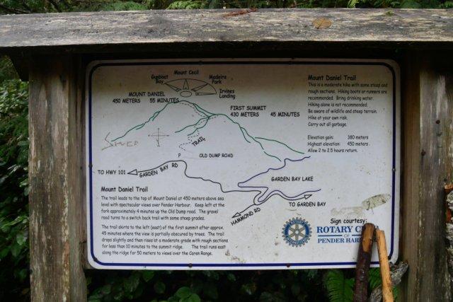 Mount Daniel Trail