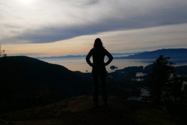 Pretty good view Mount Daniel