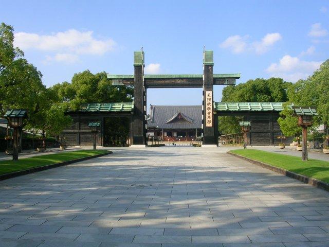 Tenri kyo gate
