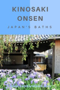 Kinosaki Onsen - Japan's hot springs