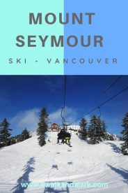 Mount Seymour Skiing - Learn to ski