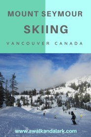 Mount Seymour Skiing - Vancouver's North Shore