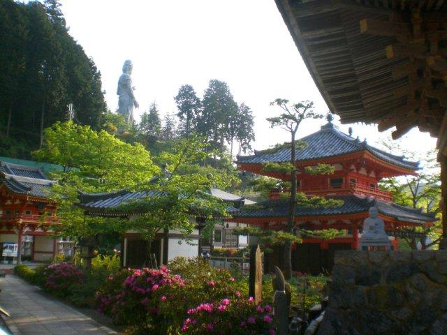 More temple buildings