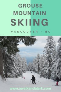 Grouse Mountain Skiing - what is it like