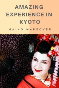 Maiko Makeover - Best experience in Kyoto, Japan - geisha