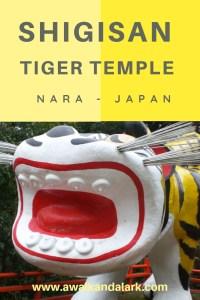 Shigisan - Paper tiger temple - Chogosonshi-ji