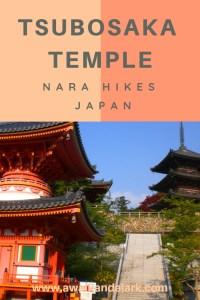 Tsubosaka Temple near Takatori
