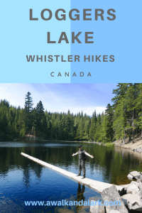 Crater Rim trail to Loggers Lake - Hikes near Whistler