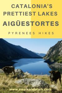 Aigüestortes - Catalonia's prettist lakes - perfect for hikes