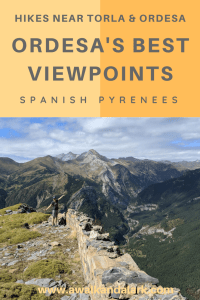 Ordesa's Best Viewpoints - Hikes near Torla and Ordesa
