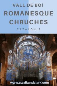 Romanesque Churches of Vall de Boí -Catalonia's fantastic Romanesque Art