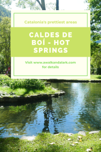 Caldes de Boí - Hot Springs in Catalonia