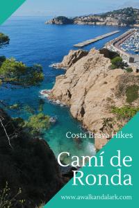 Camí de Ronda - Costa Brava Hike from Sant Feliu de Guíxols to Palamós