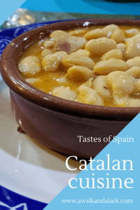 Catalan cuisine - Try some fantastic food in Catalonia including fava beans
