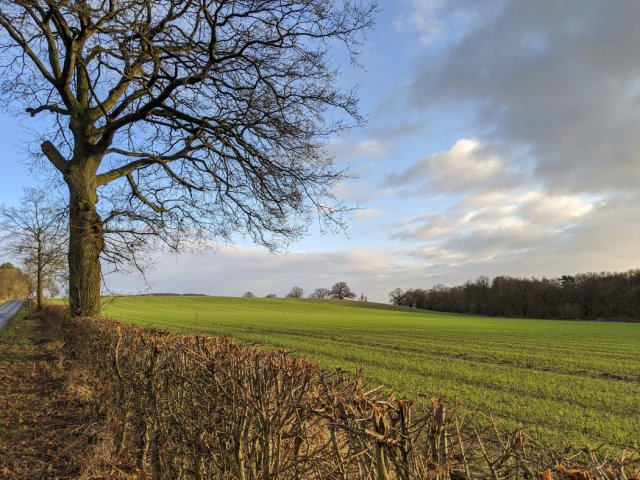Views from Beanford Lane