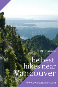Best Hikes Near Vancouver - Vancouver's North Shore Mountains