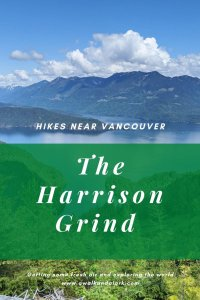 The Harrison Grind and Campbell lake trail
