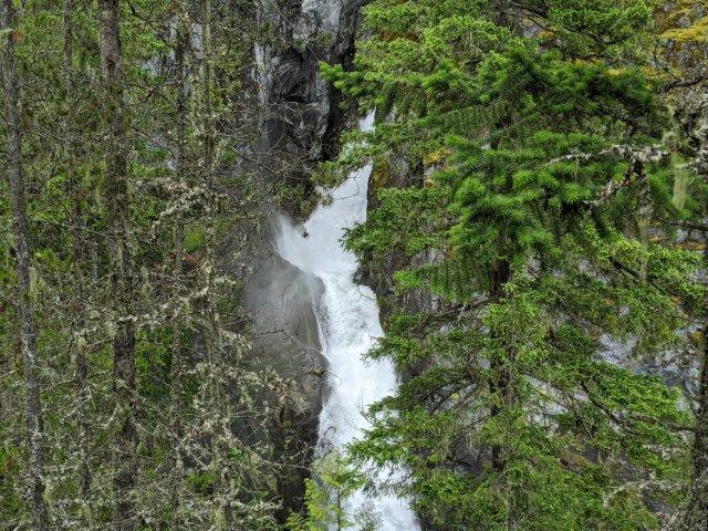 Beautiful High Falls