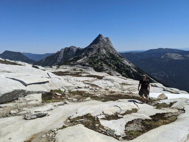 Needle Peak from the Flatiron