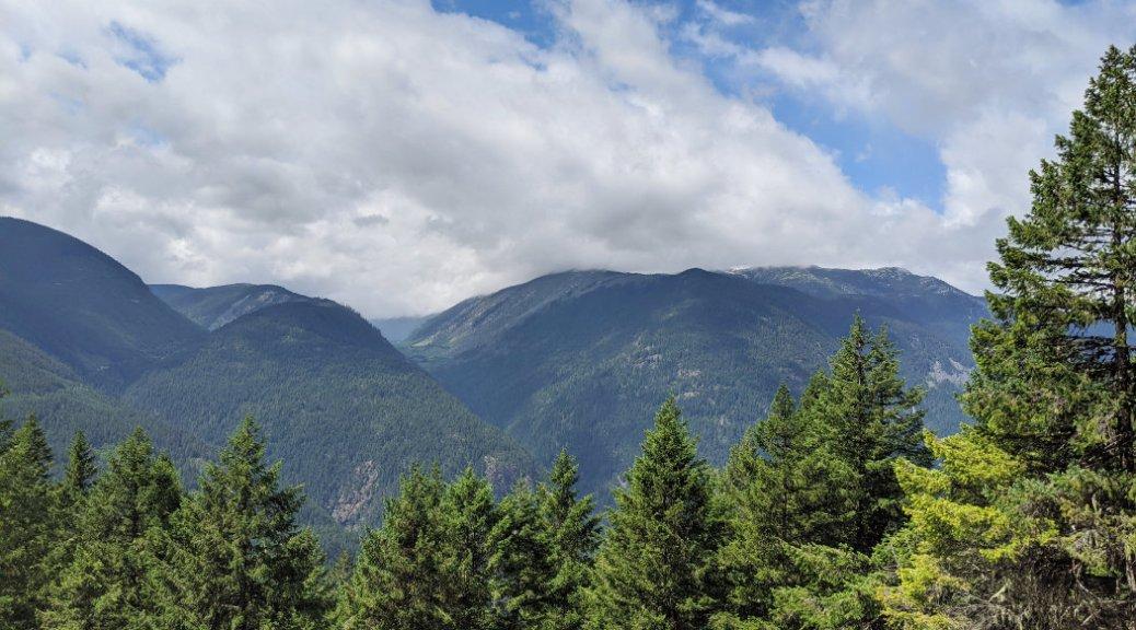 Tikwalus Campsite views