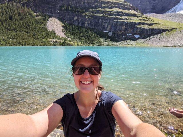 Selfies by Lake Annette