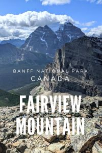 Fairview Mountain - Epic views in Banff National Park