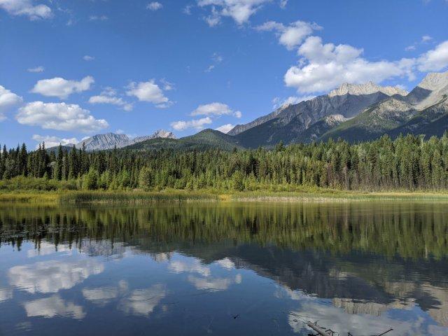 Beautiful Dog Lake