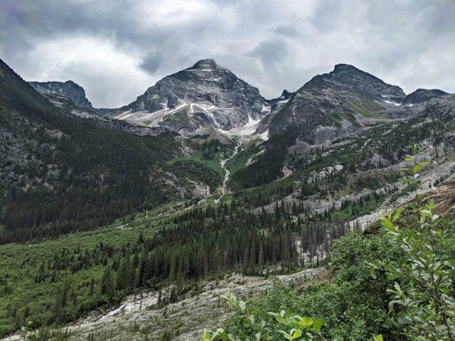 Mount Sir Donald and Terminal Peak