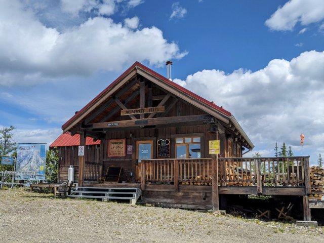 Summit Lodge on Panorama Mountain