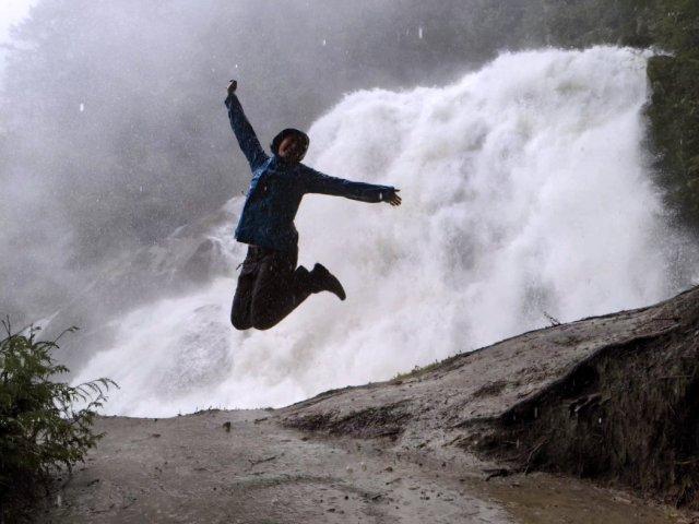 Crooked Falls Jumpshot