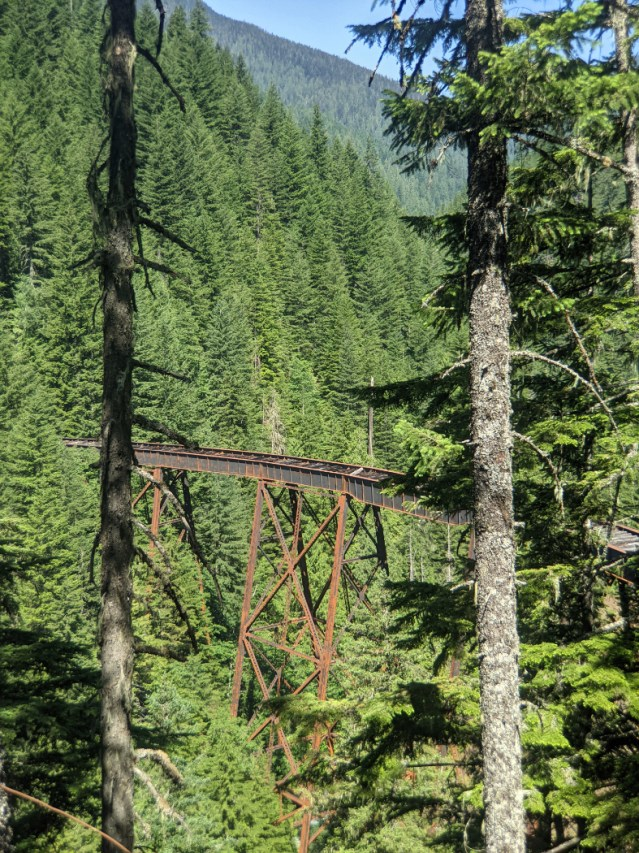 Ladner Trestle view payoff
