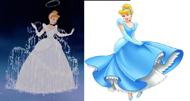 Image result for Cinderella original redesign