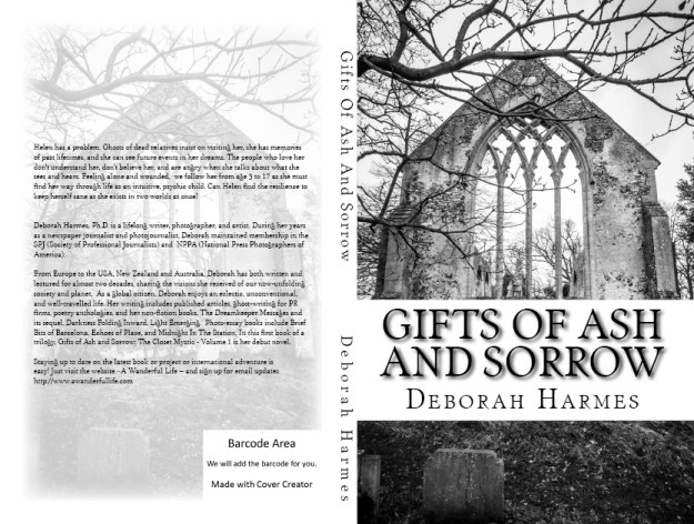 Gifts of Ash and Sorrow - COVER of Print Edition