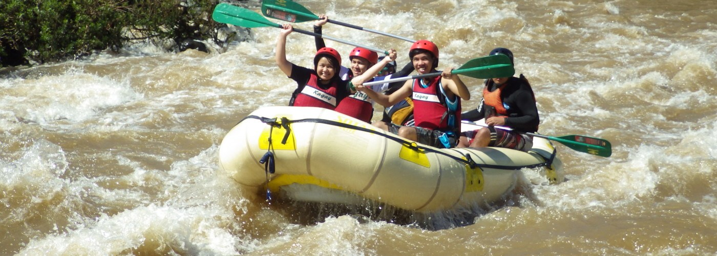 Whitewater rafting Cagayan De Oro