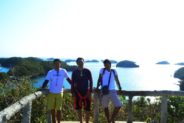 HUNDRED ISLAND TRIP