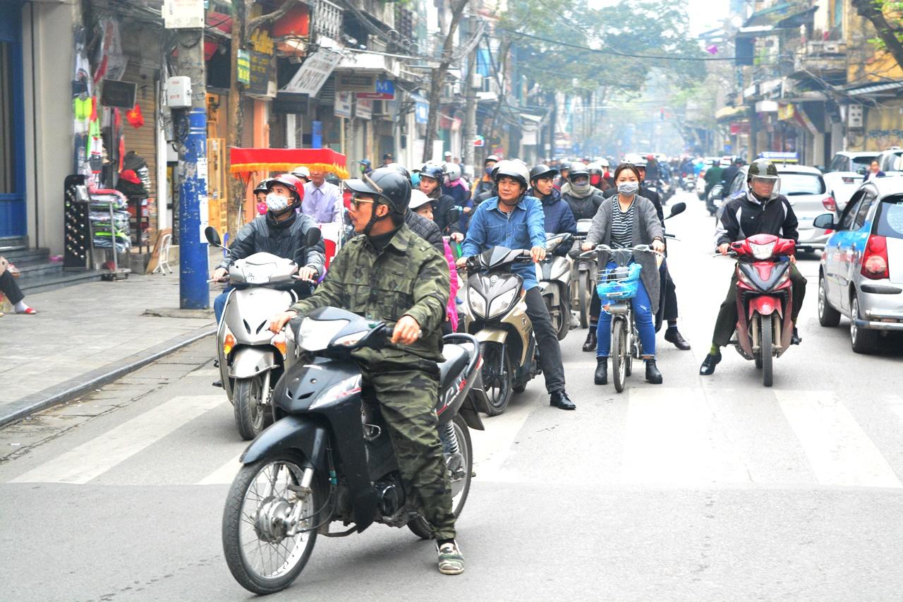 TOURIST SPOTS IN HANOI OLD QUARTER