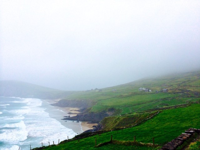 Dingle cliffs