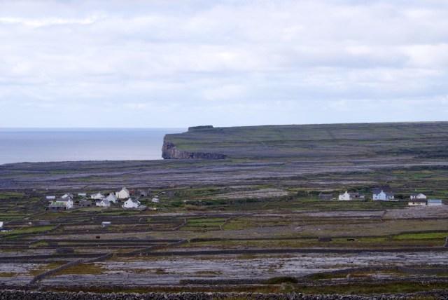 Aran Islands - View