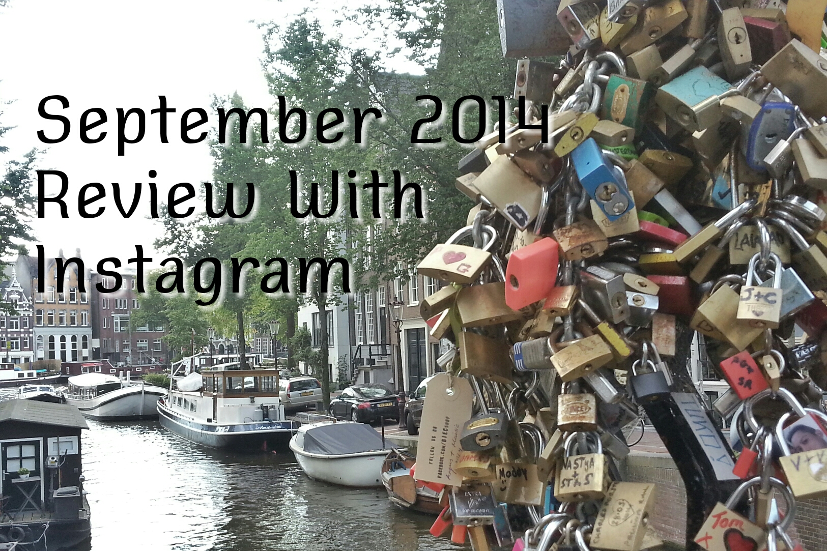 September 2014 Review with Instagram