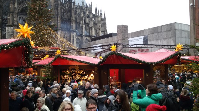 Low View Christmas Market