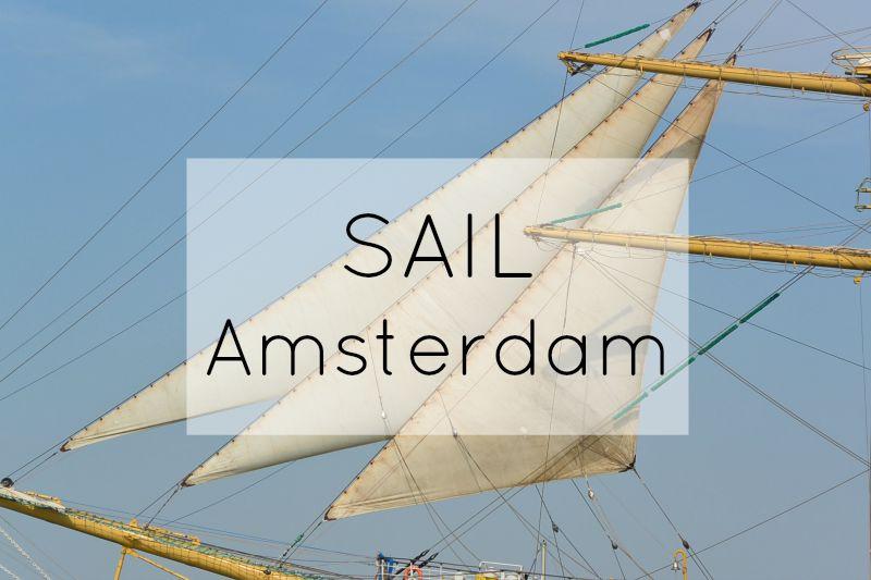 Amsterdam SAIL 2015
