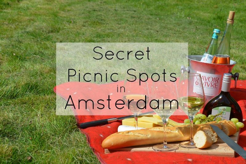 Secret Picnic Spots in Amsterdam