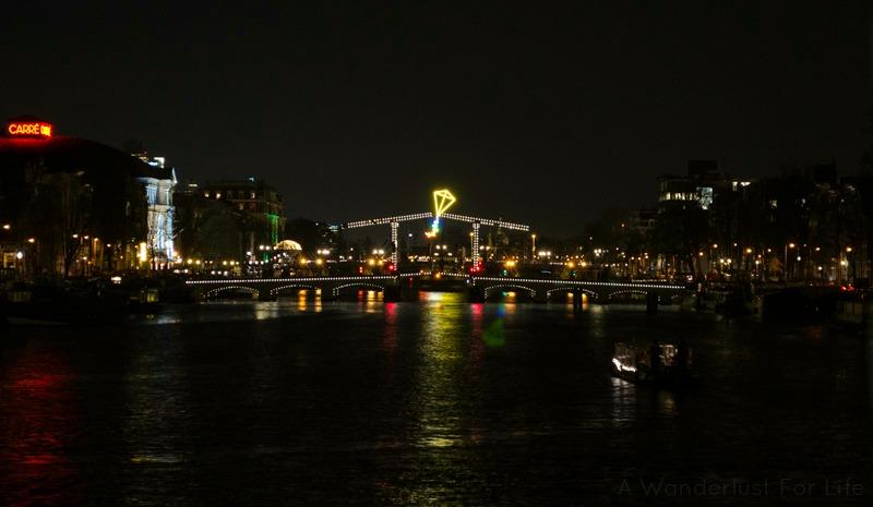Amsterdam Light Festival Kite