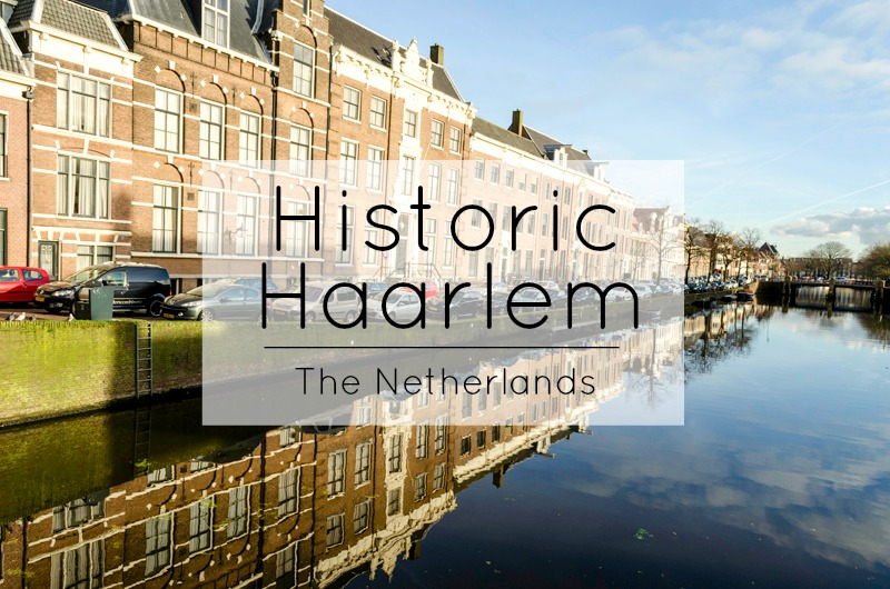 Visit Haarlem — an Amsterdam alternative