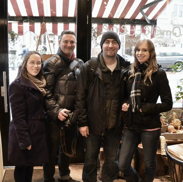 Amsterdam Calling with Steve and Jodi's Vlog