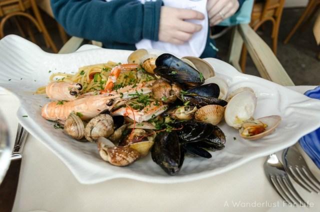 Italian Seafood Amazingness