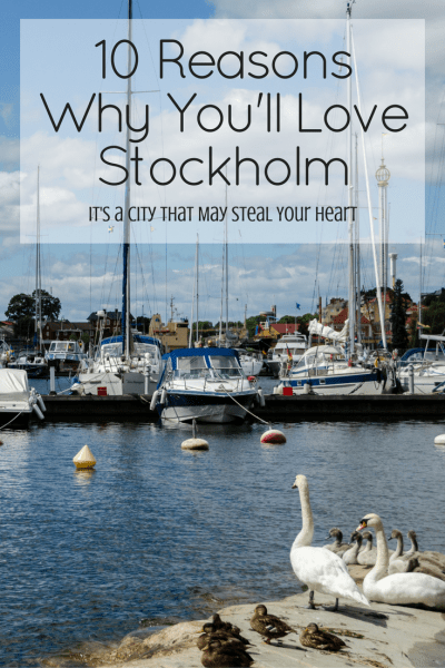 10 Reasons Why You'll Love Stockholm Pin