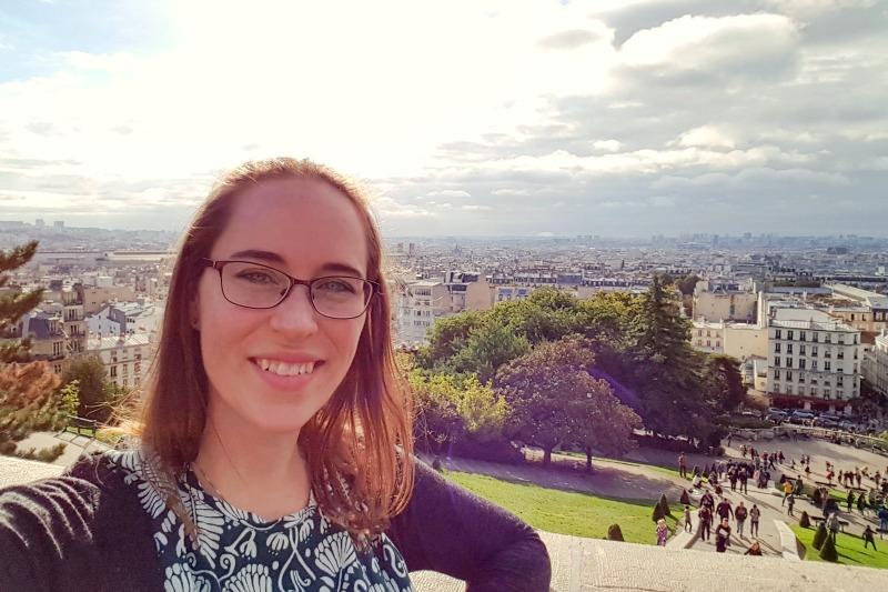 Solo trip to Paris